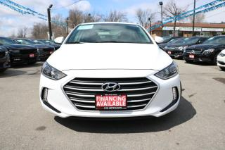 Used 2017 Hyundai Elantra GL HEATED SEATS BLUETOOTH ALLOYS ACCIDENT FREE for sale in Brampton, ON