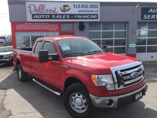 Used 2010 Ford F-150 XLT 5.4L V8 4X4 EXT. CAB w/ 8 FOOT BOX for sale in London, ON