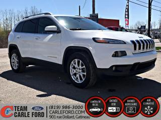 Used 2015 Jeep Cherokee Jeep Cherokee North 2015, AWD, Caméra de for sale in Gatineau, QC