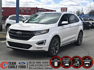 Used 2017 Ford Edge Ford Edge Sport 2017, AWD, toit naviagti for sale in Gatineau, QC