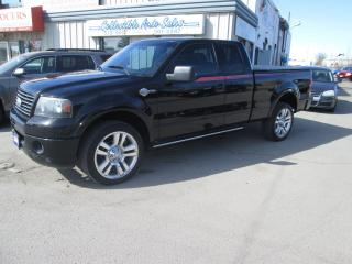 Used 2006 Ford F-150 Harley-Davidson for sale in Hamilton, ON