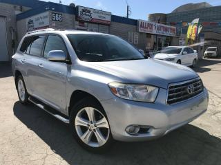 Used 2008 Toyota Highlander LIMITED  for sale in Oakville, ON