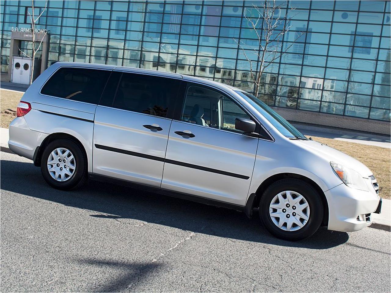 Photo of Silver 2007 Honda Odyssey