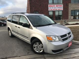 Used 2008 Dodge Grand Caravan SE for sale in Etobicoke, ON