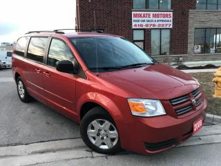 Used 2008 Dodge Grand Caravan Full Stow & Go SE for sale in Etobicoke, ON