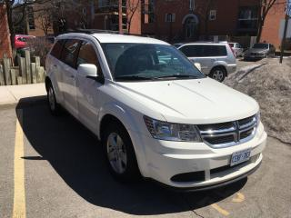Used 2014 Dodge Journey SE Plus for sale in Mississauga, ON