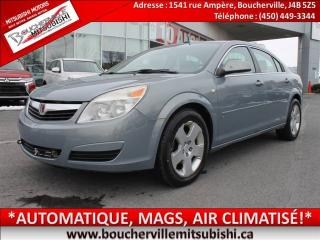 Used 2007 Saturn Aura Xe A/c for sale in Boucherville, QC