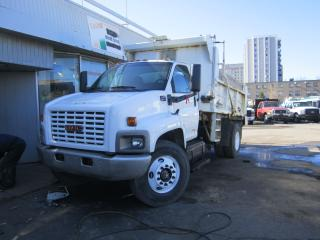 Used 2003 GMC C8500 AUTO 12 FT DUMP BOX for sale in North York, ON