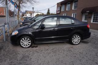 Used 2010 Suzuki SX4 4DR SDN SPORT for sale in Mascouche, QC