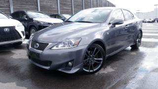 Used 2013 Lexus IS 250 RARE F SPORT RWD SPORT TRACK for sale in Toronto, ON