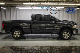 Used 2014 Dodge Ram 1500 St Awd V8 A/c for sale in Saint-constant, QC