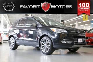 Used 2014 Ford Escape SE | SUNROOF | NAVIGATION | LEATHER for sale in North York, ON