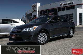 Used 2014 Toyota Camry LE ACCIDENT FREE! for sale in Etobicoke, ON