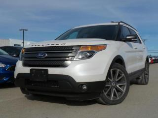 Used 2015 Ford Explorer *CPO* XLT 3.5L V6 *2.9%* *FREE WARRANTY* for sale in Midland, ON
