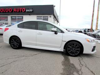 Used 2015 Subaru WRX WRX TURBOCHARGED AWD CAMERA 6 SPEED CERTIFIED for sale in Milton, ON