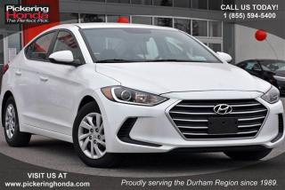 Used 2018 Hyundai Elantra LE for sale in Pickering, ON