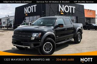 Used 2011 Ford F-150 SVT Raptor FOX Racing Shocks N for sale in Winnipeg, MB