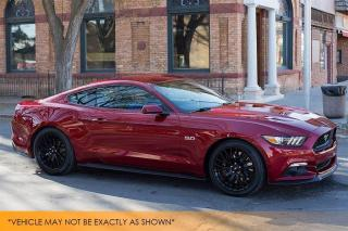 Used 2015 Ford Mustang GT Premium Performance PKG for sale in Winnipeg, MB