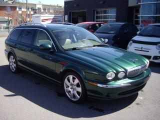 Used 2005 Jaguar X-Type Familiale 4 portes 3,0 A.W.D. for sale in Montreal, QC