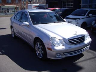 Used 2007 Mercedes-Benz C-Class Berline 4 portes, 3,0 L, traction arrièr for sale in Montreal, QC