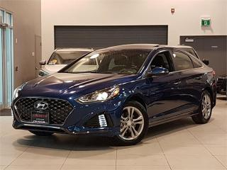 Used 2018 Hyundai Sonata SPORT-AUTO-SUNROOF-CAMERA-ONLY 8KM for sale in York, ON