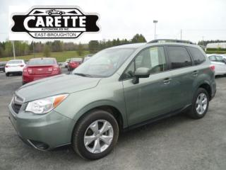 Used 2015 Subaru Forester AWD for sale in East broughton, QC
