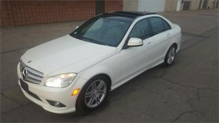 Used 2008 Mercedes-Benz C-Class 3.5L for sale in Burlington, ON