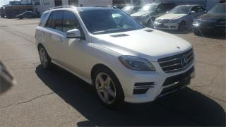 Used 2013 Mercedes-Benz ML-Class ML 350 BlueTEC for sale in Burlington, ON