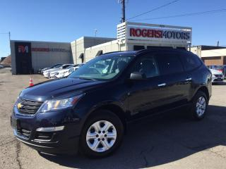 Used 2015 Chevrolet Traverse LS AWD - 8 PASS - BLUETOOTH - REVERSE CAM for sale in Oakville, ON