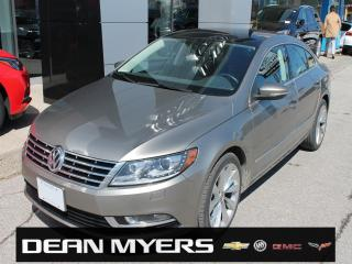 Used 2013 Volkswagen Passat CC LUXURY for sale in North York, ON