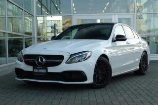 Used 2016 Mercedes-Benz C63 S AMG Sedan *Rare* for sale in Vancouver, BC