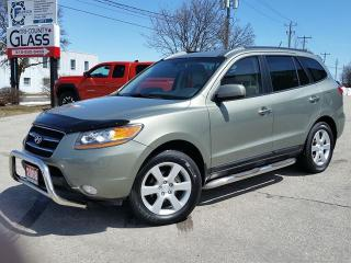 Used 2008 Hyundai Santa Fe Limited 5-Pass AWD for sale in Cambridge, ON