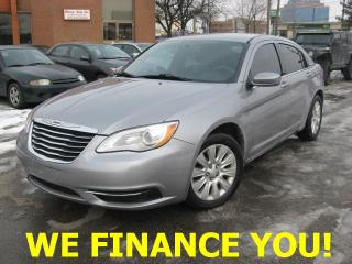 Used 2013 Chrysler 200 LX for sale in North York, ON
