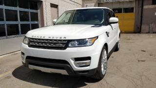 2015 Land Rover Range Rover Sport HSE • 7 Passenger • Low Km • No Accidents