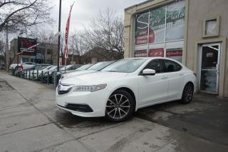 Used 2015 Acura TLX V6 TECH CAM NAV for sale in Laval, QC
