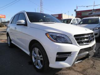 Used 2015 Mercedes-Benz ML 350 ML 350 BlueTEC for sale in Brampton, ON