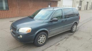 Used 2005 Chevrolet Uplander Value for sale in Burlington, ON