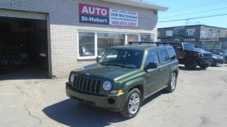 Used 2008 Jeep Patriot 4 RM, 4 portes, Sport for sale in Saint-hubert, QC