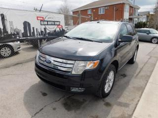 Used 2009 Ford Edge Sel Awd Bluetooth for sale in Lemoyne, QC