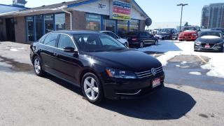 Used 2015 Volkswagen Passat Comfortline/NAVI/SUNROOF/IMMACULATE$17500 for sale in Brampton, ON