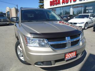 Used 2009 Dodge Journey SE AUXILIARY PL PM PW SAFETY & E-TEST GAS SAVER for sale in Oakville, ON