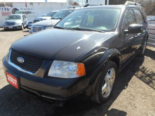 Used 2007 Ford Freestyle LIMITED for sale in Brantford, ON
