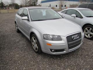 Used 2008 Audi A3 Silver for sale in London, ON