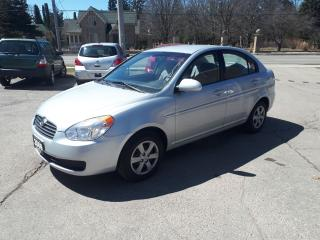 Used 2009 Hyundai Accent GLS for sale in Guelph, ON