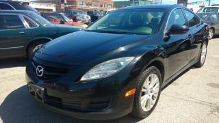 Used 2009 Mazda MAZDA6 GS for sale in North York, ON