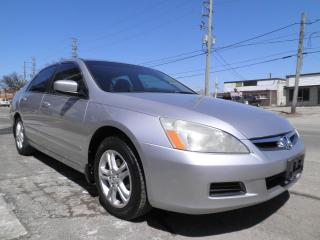 Used 2007 Honda Accord SE for sale in Brampton, ON