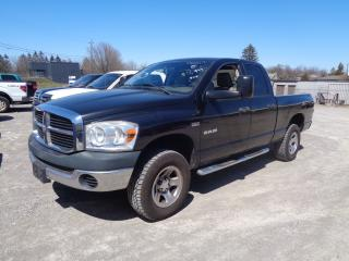 Used 2008 Dodge Ram 1500 ST for sale in Oshawa, ON