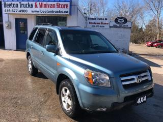 Used 2008 Honda Pilot SE for sale in Beeton, ON
