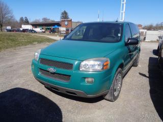 Used 2006 Chevrolet Uplander LS for sale in Oshawa, ON