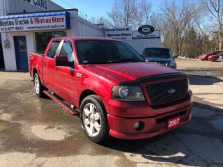 Used 2007 Ford F-150 FX2 for sale in Beeton, ON